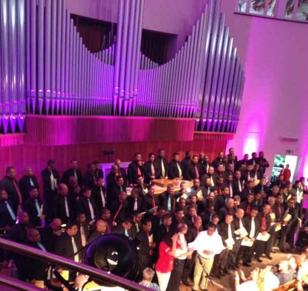 NAC Cape Choir